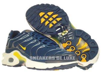 Nike Air Max Plus TN 1 Brave Blue/ Laser Orange