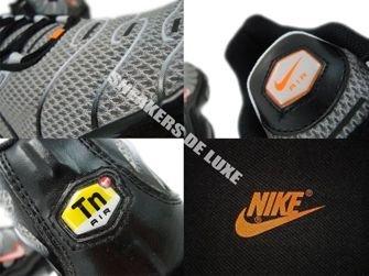 Nike Air Max Plus TN 1 White/Total Orange-Black