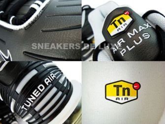 Nike Air Max Plus TN III 3 Black/Black-White 604201-002