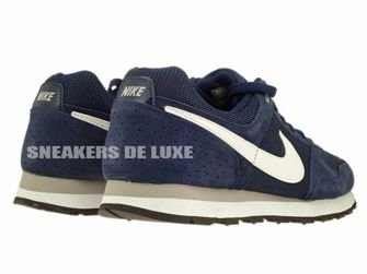 Nike MD Runner 629337-411 Midnight Navy/White-Wolf Grey
