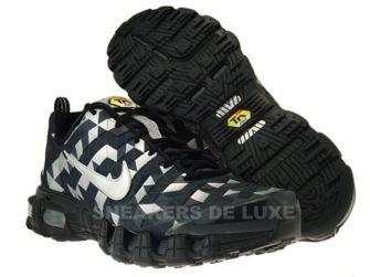 Nike Tuned X 10 Black/Metallic Silver 363886-001