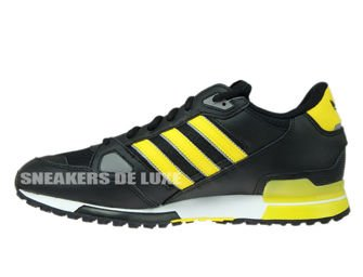 S76193 adidas ZX 750 Black/Mgh Solid Grey/Mgh Solid Grey