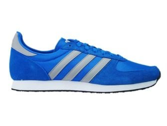 S79204 adidas ZX Racer Bluebird / Solid grey / Footwear White