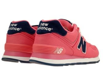 WL574POP New Balance Pique Polo Pack Pink