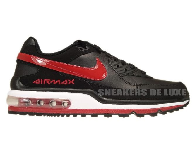 separation shoes a052f 0355a 316391-061 Nike Air Max LTD II Black Gym Red-White-Stealth ...