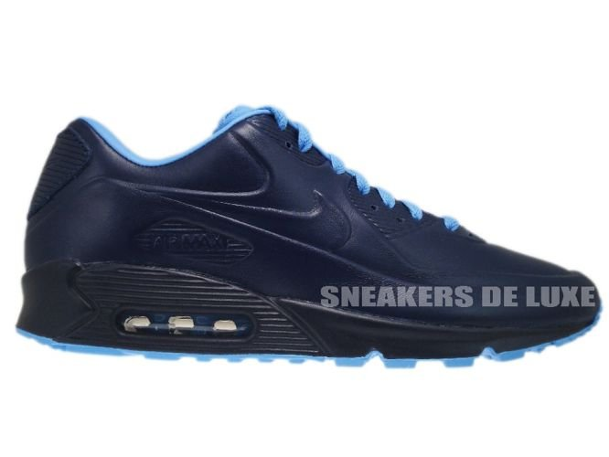 c877bececa0a 472489-401 Nike Air Max 90 VT Obsidian Obsidian Varsity-Blue 472489 ...