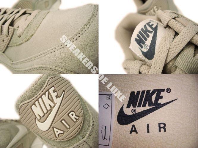 537384 099 Nike Air Max 90 Essential StoneSail Dark Grey