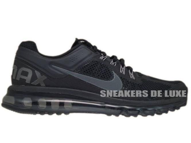98a5bd8022 554886-001 Nike Air Max+ 2013 Black/Dark Grey 554886-001 Nike \ mens