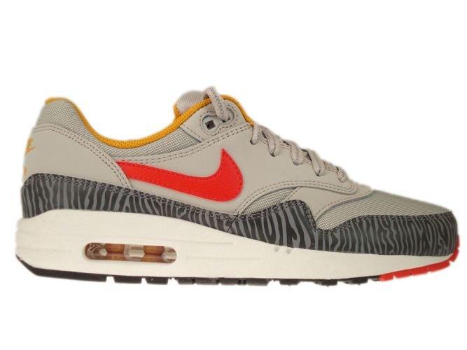 premium selection e8138 fbe95 555766-008 Nike Air Max 1 Pearl Grey Tiger ...