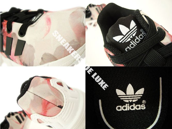 0ac9079d2c6b3 ... B25650 adidas ZX Flux EL Infants core black   core black   ftwr white