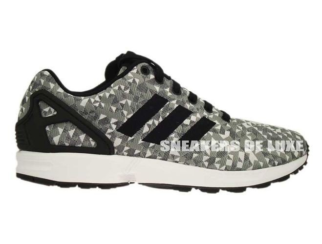 a5d825a1a ... low cost b34472 adidas zx flux weave white core black solid grey 0f1fe  ddaf6