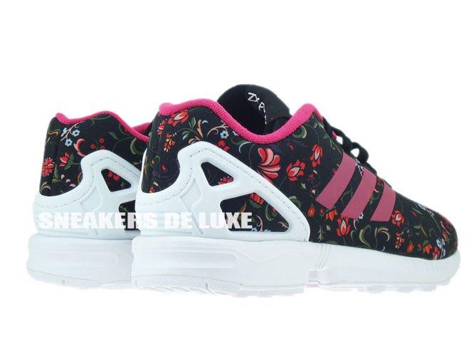... B35321 adidas ZX Flux Flower Pack