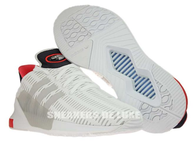 detailed pictures detailed pictures nice shoes BZ0246 adidas ClimaCool 02/17 Ftwr White/Ftwr White/Grey One ...