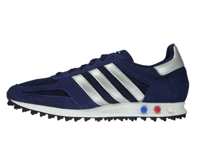 CQ2278 adidas LA Trainer Dark Blue