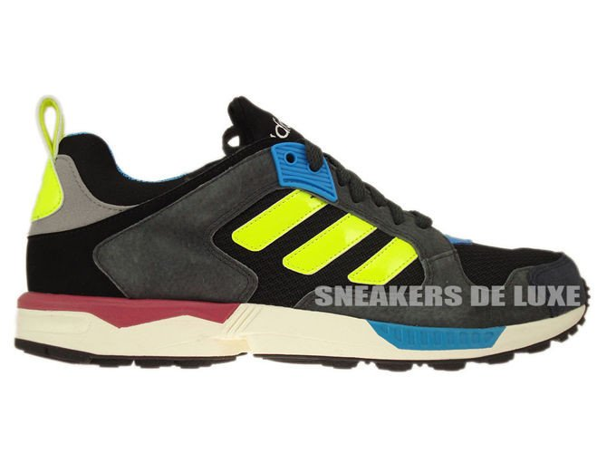 312bd830f D65568 adidas ZX 5000 RSPN Black Electric Carbon D65568 adidas ...