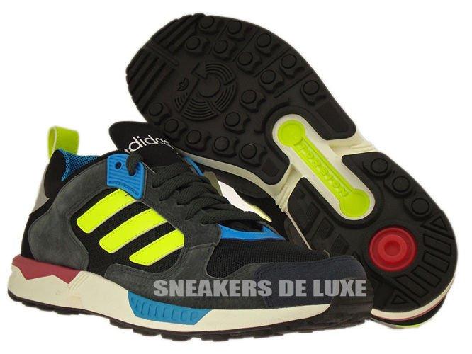 D65568 adidas ZX 5000 RSPN BlackElectricCarbon D65568