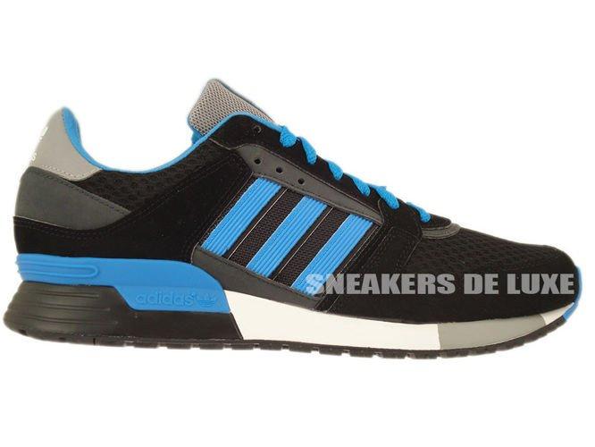 best sneakers 1753e 62b37 D67743 Adidas ZX 630 Black Solar Blue Carbon ...