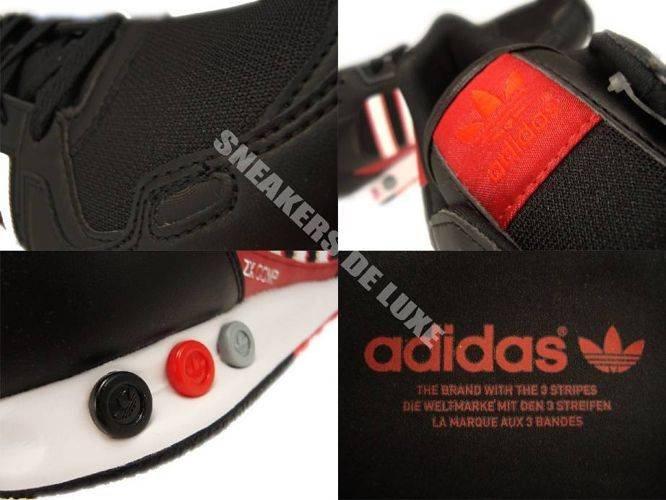 heroína luces Derretido  G63927 Adidas ZX Comp Black/Run White/Uni Red G63927 adidas Originals \  mens