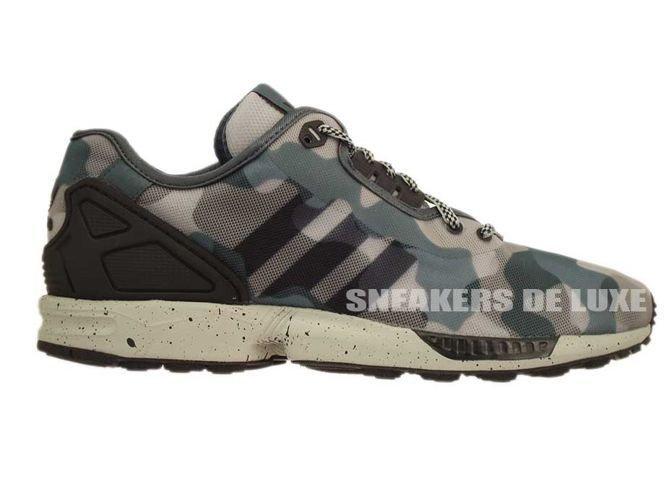 M19685 adidas ZX Flux Decon Camo Pack M19685 adidas Originals   mens   41e0b65ce9