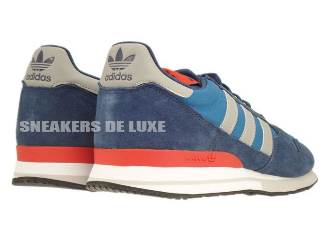 M25394 adidas Originals ZX 500 OG Hero Blue Solid Grey