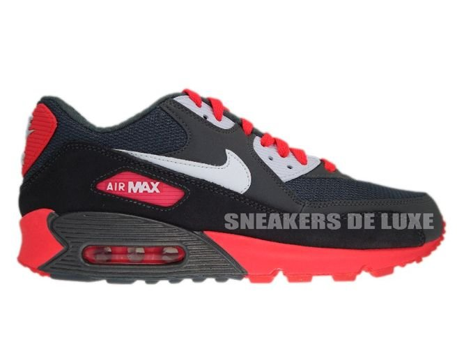 Nike Air Max 90 325018 046 Metallic Dark GreyPink 325018