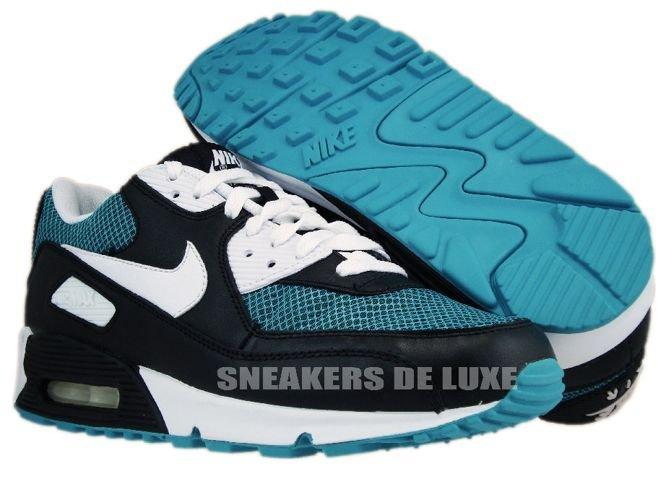 Nike Air Max 90 BlackWhiteTurbo Green 325018 020 325018