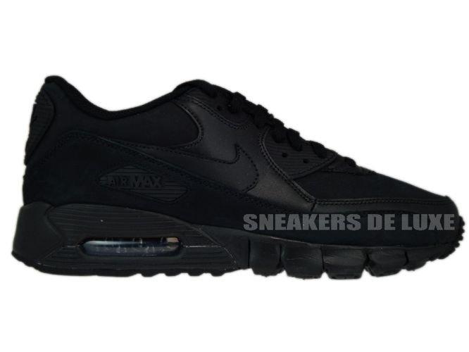 differently 64ef7 9e35a Nike Air Max 90 CT LE BlackBlak 375575 003 ...