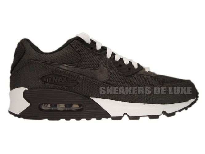 Nike air max 90 Leather Premium Men's Shoes Sneaker Black