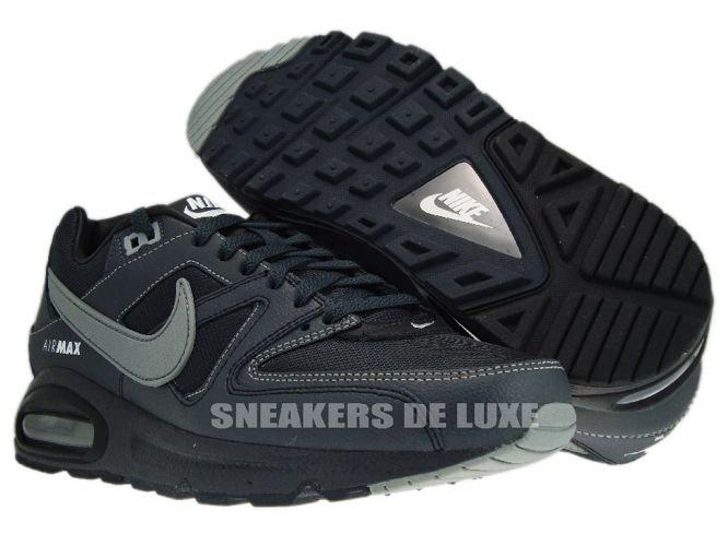 ... Nike Air Max Command Anthracite Metallic Silver-Black 397689-025 ... 9ac5e052f