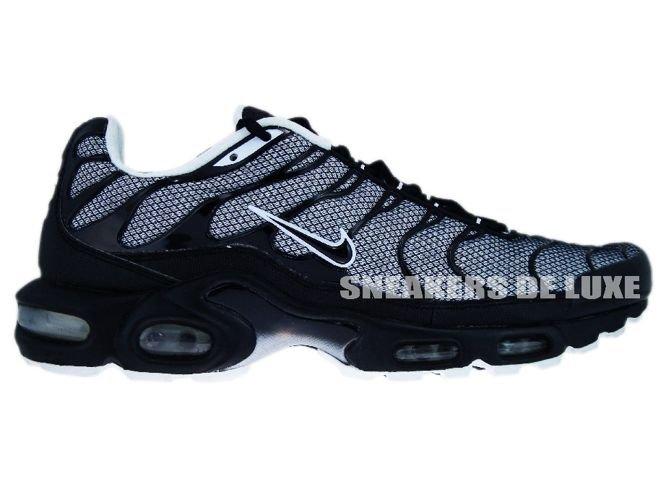 5cf1c4ae95e72c Nike Air Max Plus TN 1 Black Black-White 604133-027 604133-027 Nike ...
