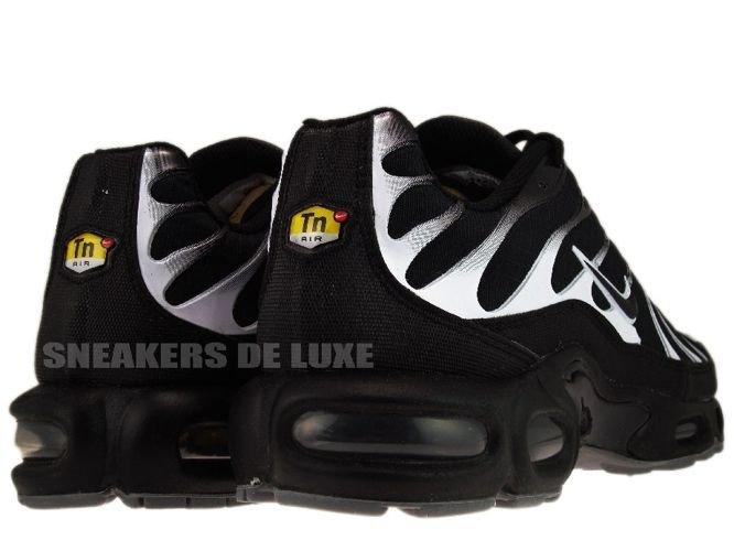 Nike Air Max Plus TN 1 BlackBlack White Cool Grey 605112