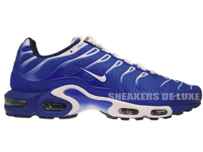 Nike Air Max Plus TN 1 Game RoyalWhite Midnight Navy 604133