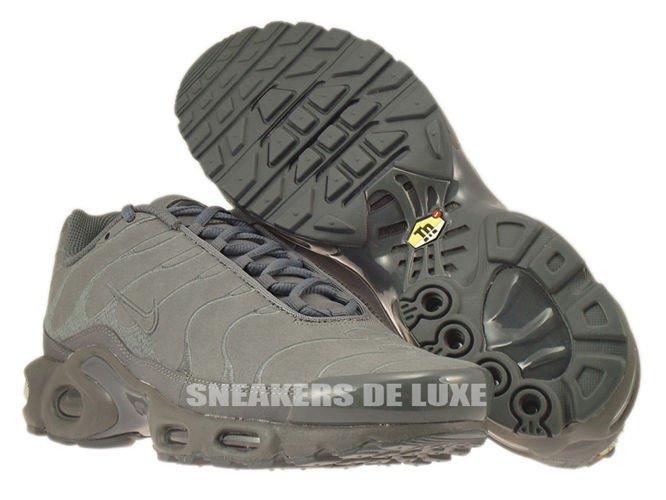 nueva selección venta barata ee. acogedor fresco Nike Air Max Plus TN 1 Premium Leather 558571-002 Nike \ mens