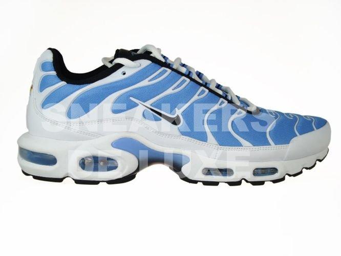 new styles 8d09c a4768 Nike Air Max Plus TN 1 University BlueBlack-White ...