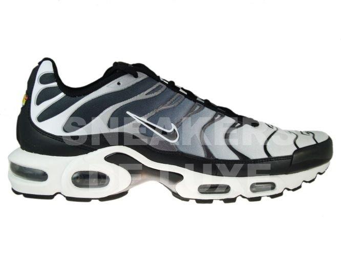 new products b2e73 b7897 Nike Air Max Plus TN 1 White Black-White ...
