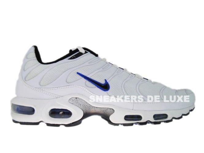 new styles 55864 12345 Nike Air Max Plus TN 1 WhiteHyper Blue ...