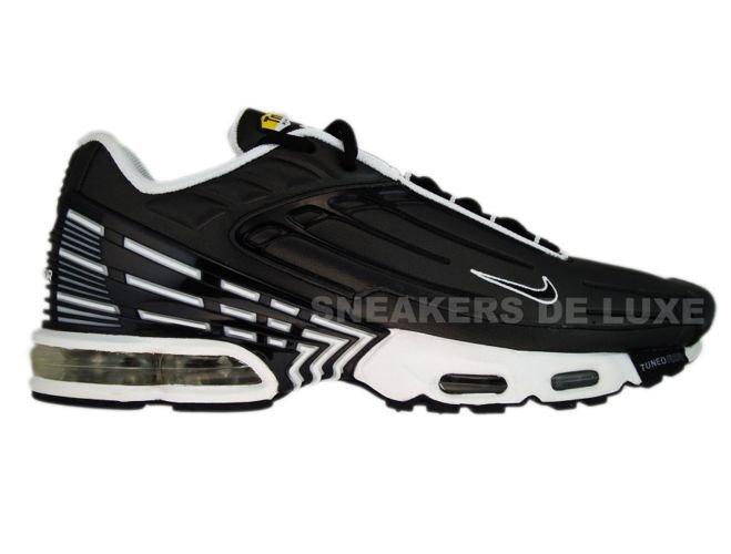 Nike Air Max Plus TN III 3 Black/Black-White 604201-002 ...