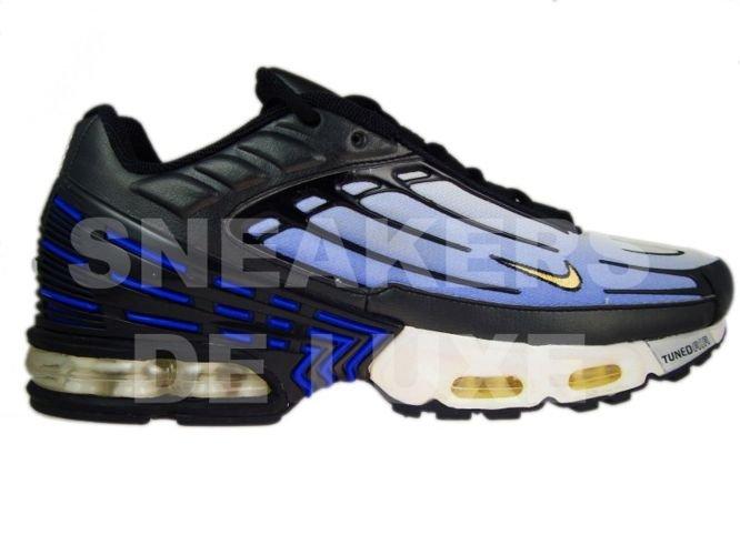 c5960618be ... low price nike air max plus tn iii 3 hyper blue black yellow 604201 472  1472d