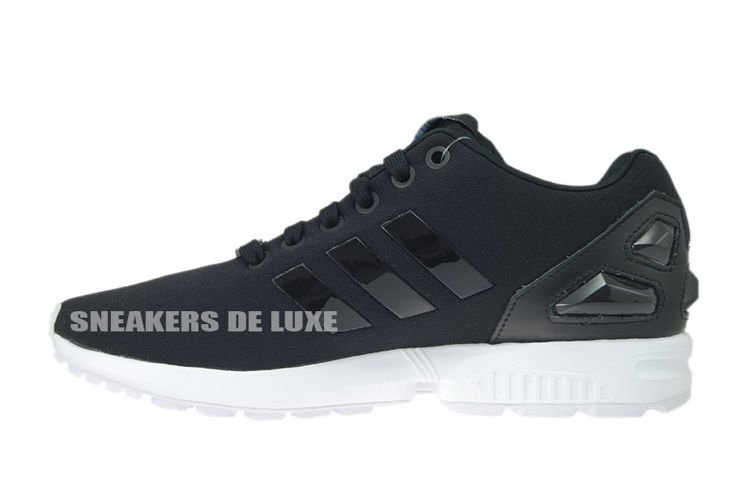 new concept 28cd8 ee8fb ... S79466 adidas ZX Flux Candy W core black  core black  ftwr white ...
