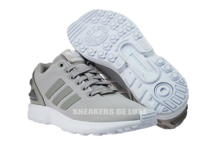 the best attitude 07b11 d712d ... hot s79467 adidas zx flux candy w clear granite clear granite white  a8a31 b526a