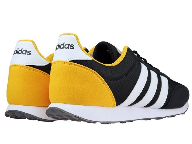 Adidas V Racer 2 0 Eg9913 Core Black Ftwr White Grey Five Eg9913 Adidas Neo Mens