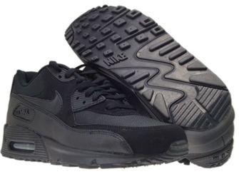 Nike Air Max 90 Essential 537384-090 Black/Black-Black-Black