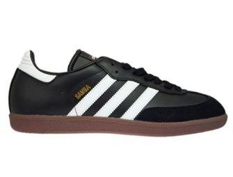 019000 adidas Samba Black/Footwear White