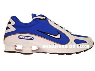 309502-400 Nike Shox Monster SL Varsity Royal/White-Black