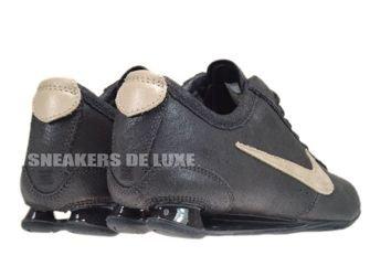 316317-207 Nike Shox Rivalry Velvet Brown/Khaki Black