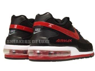 316391 061 Nike Air Max LTD II BlackGym Red White Stealth