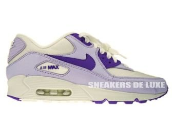 325213-502 Nike Air Max 90 Palest Purple/Pure Purple-Sail