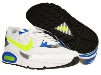 343886-132 Nike Air Max Skyline White/Volt White Cool Grey