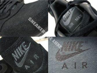 512033-011 Nike Air Max 1 Premium Black/Anthracite-Anthracite 512033-011