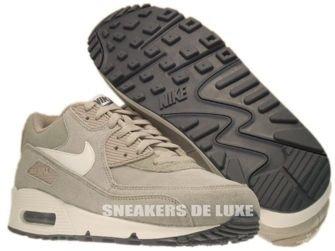 537384-099 Nike Air Max 90 Essential Stone/Sail-Dark Grey